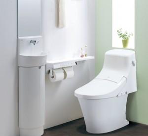 リクシル アメージュZA(シャワートイレ リトイレ)